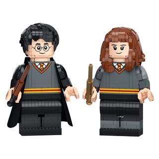 LEGO 76393 - LEGO Harry Potter - Harry Potter™ és Hermione Granger™