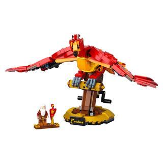 LEGO 76394 - LEGO Harry Potter - Fawkes, Dumbledore főnixe