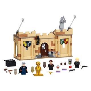 LEGO 76395 - LEGO Harry Potter - Roxfort™: Az első repülőlecke