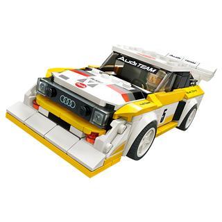 LEGO 76897 - LEGO Speed Champions - Audi Sport Quattro S1