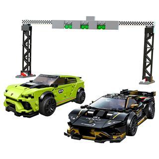 LEGO 76899 - LEGO Speed Champions - Lamborghini Urus ST-X & Lambo...