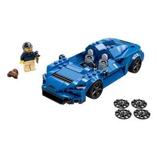 LEGO 76902 - LEGO Speed Champions - McLaren Elva
