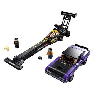LEGO 76904 - LEGO Speed Champions - Mopar Dodge SRT Top Fuel Drag...