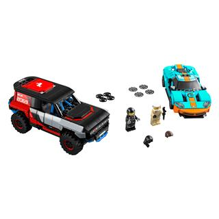 LEGO 76905 - LEGO Speed Champions - Ford GT Heritage Edition and ...