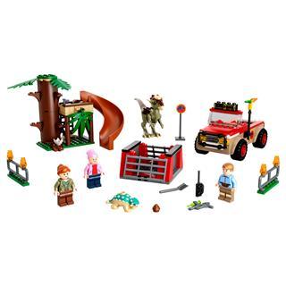 LEGO 76939 - LEGO Jurassic World - Stygimoloch dinoszaurusz szökés