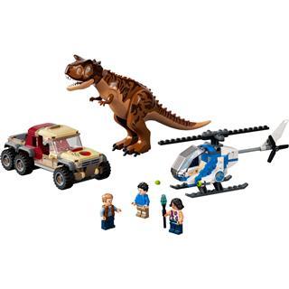 LEGO 76941 - LEGO Jurassic World - Carnotaurus dinoszaurusz üldözés