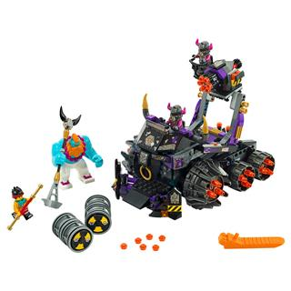LEGO 80007 - LEGO Monkie Kid - Acélbika tank