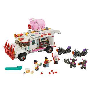 LEGO 80009 - LEGO Monkie Kid - Pigsy büfékocsija