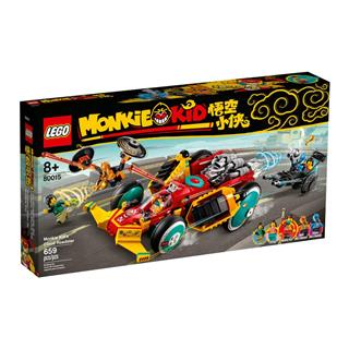 LEGO 80015 - LEGO Monkie Kid - Monkie Kid Felhő Járgánya