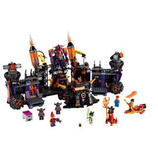 LEGO 80016 - LEGO Monkie Kid - A lángoló öntöde