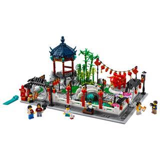 LEGO 80107 - LEGO Exclusive - Tavaszi Lámpás Fesztivál