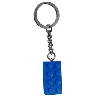 LEGO 850152 - LEGO kulcstartó - Kék 2x4-es elem