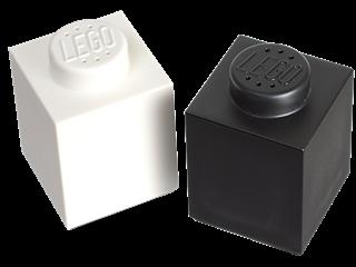 LEGO 850705 - LEGO kiegészítő - Só- és paprikatartó