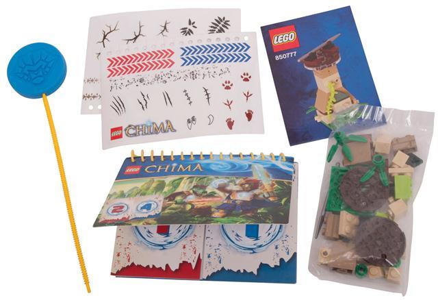 LEGO 850777 - LEGO Chima - Kiegészítő szett