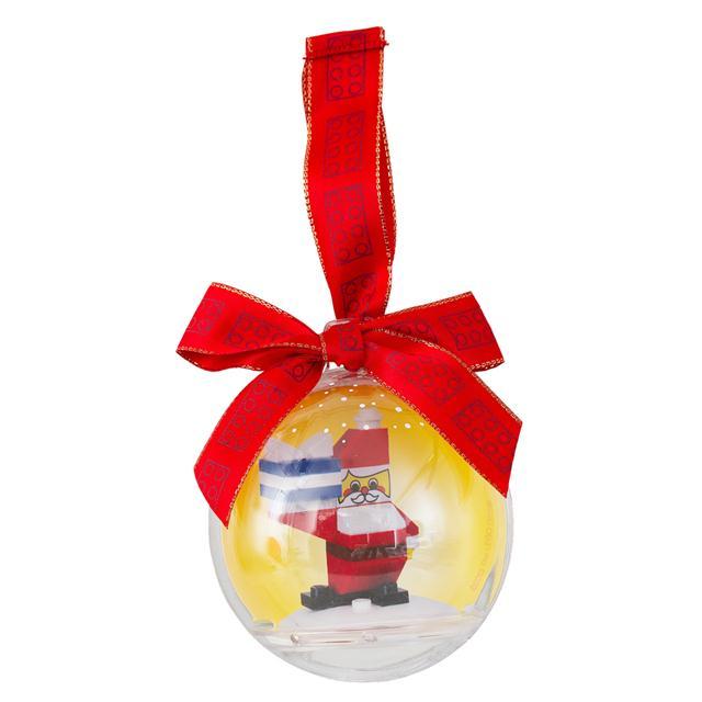LEGO 850850 - LEGO Karácsonyfa-dísz - Télapó
