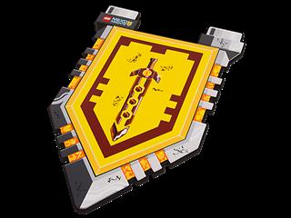 LEGO 853506 - LEGO Nexo Knights - Lovagi pajzs