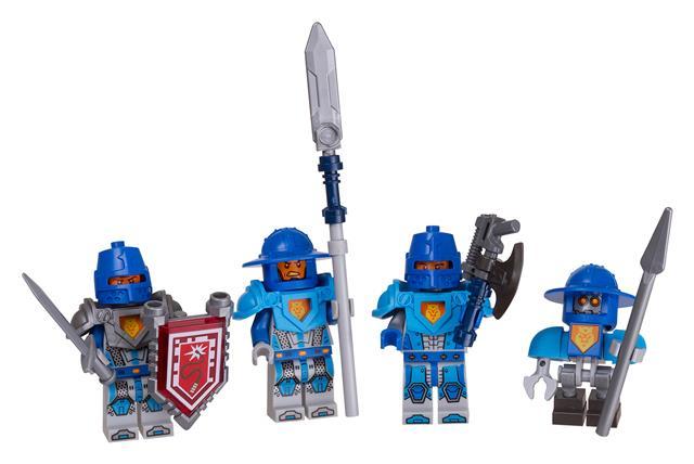LEGO 853515 - LEGO Nexo Knights - Harci kiegészítő csomag - Harcosok