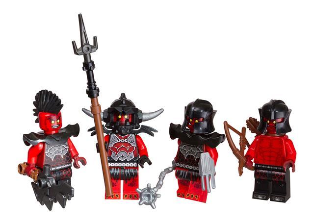 LEGO 853516 - LEGO Nexo Knights - Harci kiegészítő csomag - Szörnyek