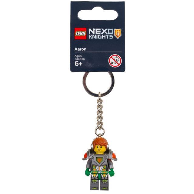 LEGO 853520 - LEGO Nexo Knights kulcstartó - Aaron