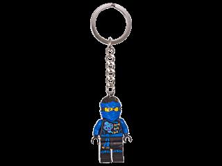 LEGO 853534 - LEGO NINJAGO - Skybound Jay kulcstartó