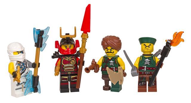 LEGO 853544 - LEGO Ninjago - Ninja kiegészítő szett