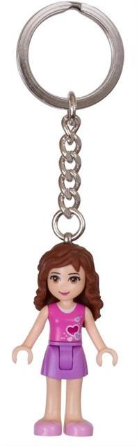 LEGO 853551 - LEGO Friends - Olivia kulcstartó