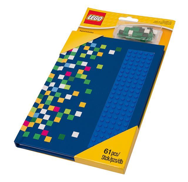 LEGO 853569 - LEGO kiegészítő - Jegyzetfüzet beépíthető felülettel