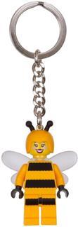 LEGO 853572 - LEGO kiegészítő - Méhecske minifigura kulcstartó