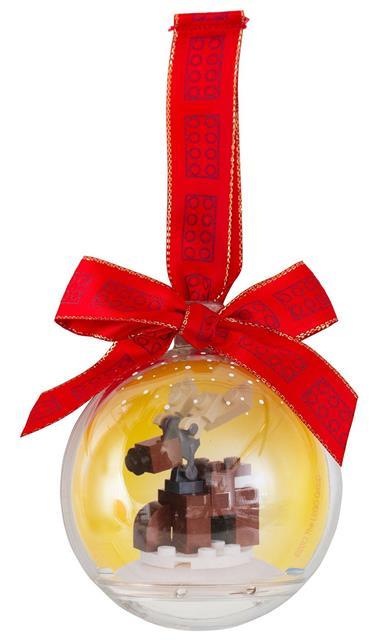 LEGO 853574 - LEGO Karácsonyfa-dísz - Rénszarvas