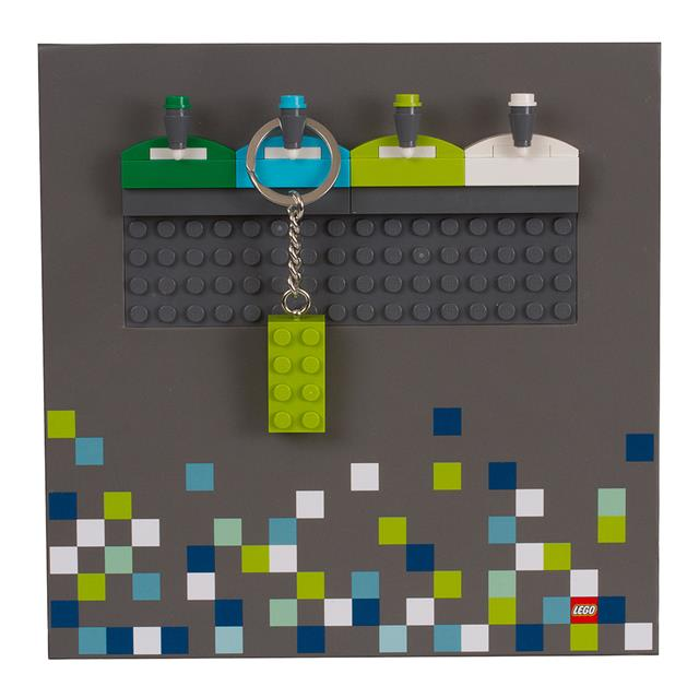 LEGO 853580 - LEGO fali kulcstartó