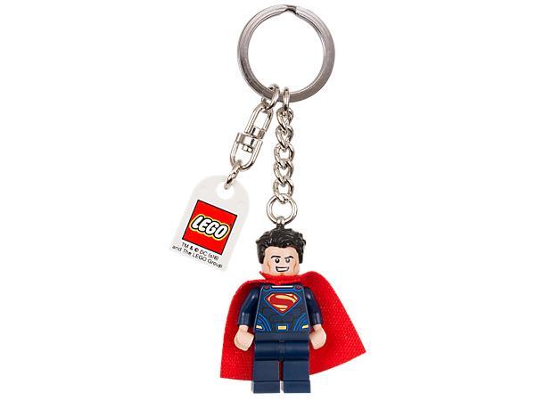LEGO 853590 - LEGO Super Heroes - Superman kulcstartó 2016