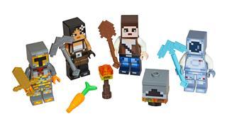 LEGO 853610 - LEGO Minecraft - Skin Pack 2.