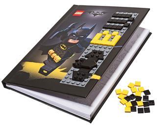 LEGO 853649 - LEGO The Batman Movie kiegészítő - Beépíthető jegyze...