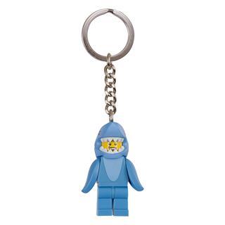 LEGO 853666 - LEGO kulcstartó - Cápaember