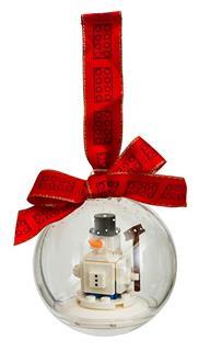 LEGO 853670 - LEGO Exclusive - Hóember karácsonyfadísz