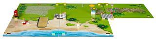 LEGO 853671 - LEGO Friends - Játszólapok és kockák (2017)