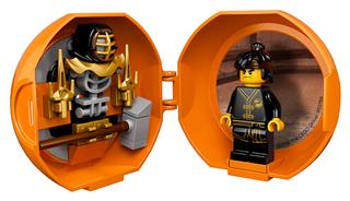 LEGO 853759 - LEGO NINJAGO - Cole Kendo Training Pod (golyó)