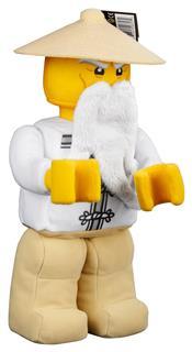 LEGO 853765 - LEGO NINJAGO - Wu mester plüssfigura