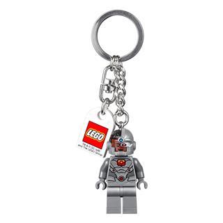 LEGO 853772 - LEGO Super Heroes kulcstartó - Cyborg
