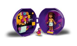 LEGO 853775 - LEGO Friends - Andrea DJ Pod (golyó)
