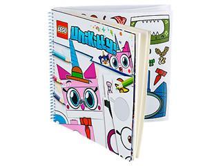 LEGO 853788 - LEGO Unikitty - Színező füzet