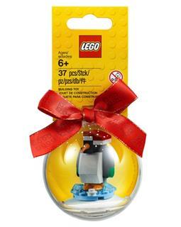 LEGO 853796 - LEGO kiegészítő - Pingvin karácsonyfadísz