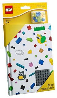 LEGO 853798 - LEGO kiegészítő - Jegyzetfüzet