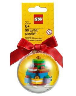 LEGO 853815 - LEGO kiegészítő - Ajándékos karácsonyfadísz