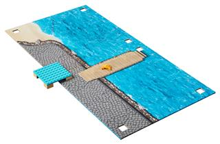 LEGO 853841 - LEGO Xtra - Óceán játszólap
