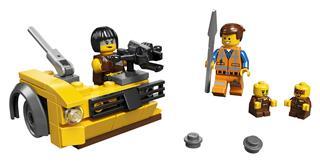 LEGO 853865 - The LEGO Movie 2 - Kiegészítő készlet