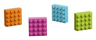 LEGO 853900 - LEGO Exclusive - 4x4 hűtőmágnes