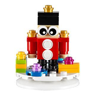 LEGO 853907 - LEGO Exclusive - Diótörő karácsonyfadísz