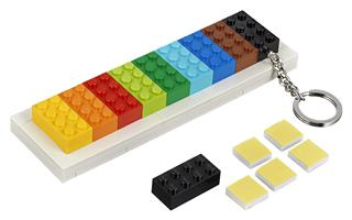 LEGO 853913 - LEGO Exclusive - Fali kulcstartó