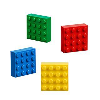 LEGO 853915 - LEGO Xtra - 4x4-es mágneskockák